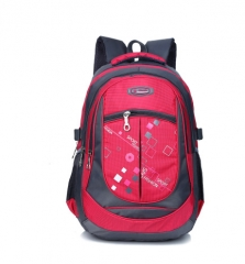 2017 High Quality Children Backpacks Kids Nylon School Bags for Teenagers Boys Girls Child Schoolbag pink one size