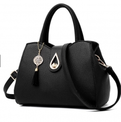 Shoulder Bags Tote Purse Satchel Women Messenger Hobo Bag Black one size