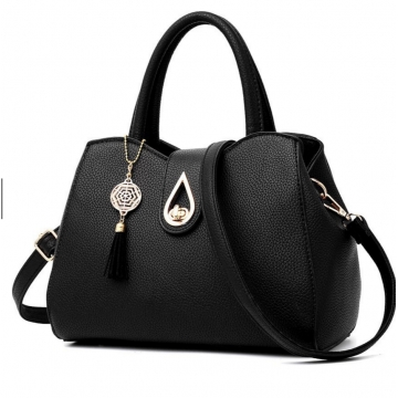 Shoulder Bags Tote Purse Satchel Women Messenger Hobo Bag Black one size
