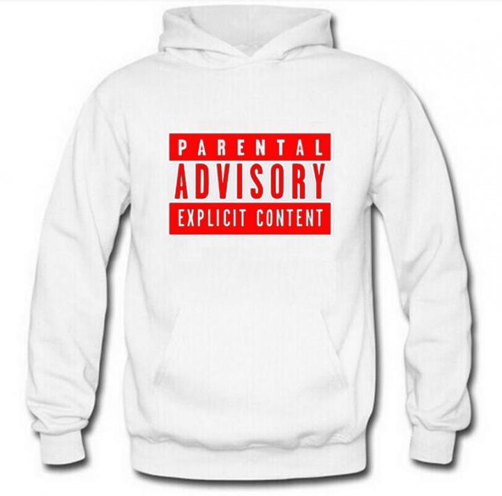 Men's Hoodies Sport Fleece Hip Hop Letter Print Long Sleeve Hooded T-shirt red M