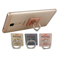 Kilimall Metal Ring Stent Multi-Purpose Phone Holder Smart Phone  Hook gray n/a n/a