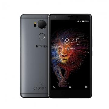 Infinix Zero 4 Plus Camera Smartphone- 20.7MP Primary Camera with Laser Focus & Image Stabilization grey