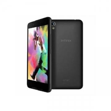 """INFINIX  Smart (X5010) 5.0"""" Screen, 16GB ROM, 1GB RAM, 8MP+2MP Camera ,Dual SIM black"""
