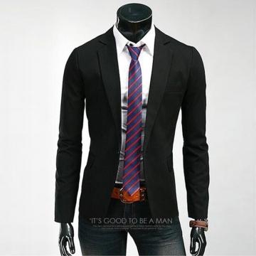 New Men Casual Slim Fit Blazer Suits Jacket Fashion Style Mens