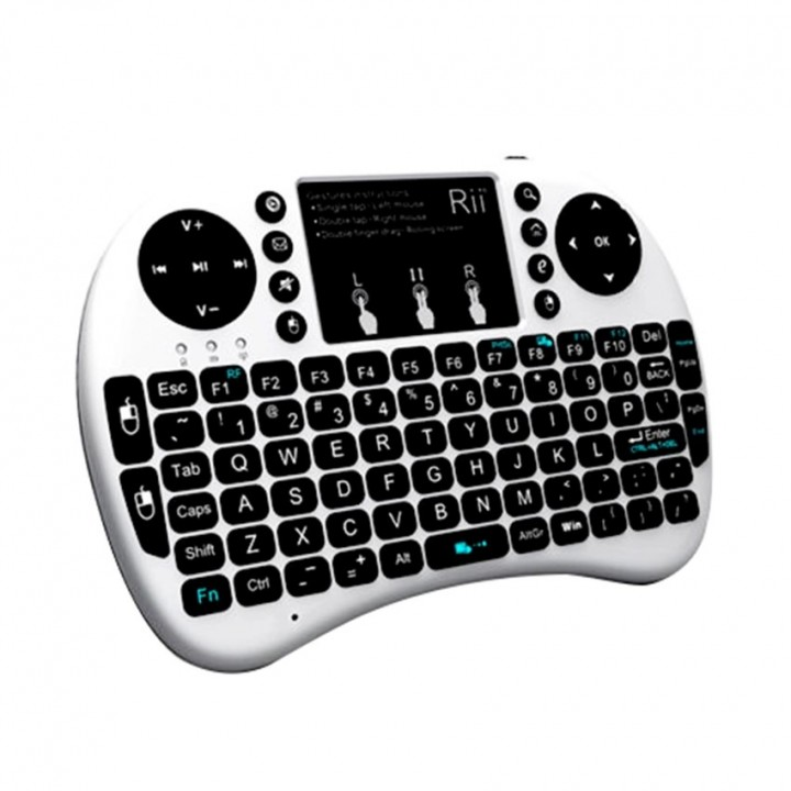 Mini USB Wireless Keyboard Touchpad Air Mouse Fly Mouse Remote Control for Phone TV Box PC Pad