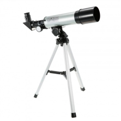 Outdoor 360x50mm Refractive Space Astronomical Telescope Monocular Spotting Scope With Tripod