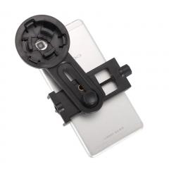 Universal Camera Lens Monocular Zoom Phone Telescope Camera Lens Phone Holder + Clip For Smartphone