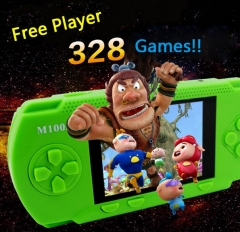 Handheld Game Player 4.3 inch Colorful Display Game Console