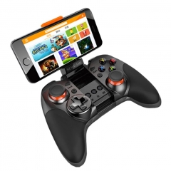 Bluetooth Smart Phone GamePad Wireless Game Player Game Handle With Shock Rocker