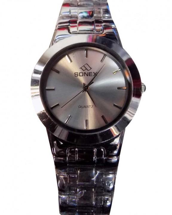 6c4446f1a07 Sonex Stainless Steel Analog Wrist Watch - Silver 66249
