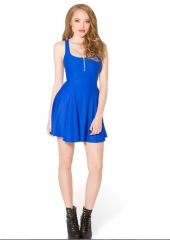 Black Milk Dress Sweater Candy Skirt 5 Colors 9909 blue s