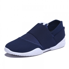 New men's fashion shoes breathable shoes casual shoes sneaker y3 blue 43