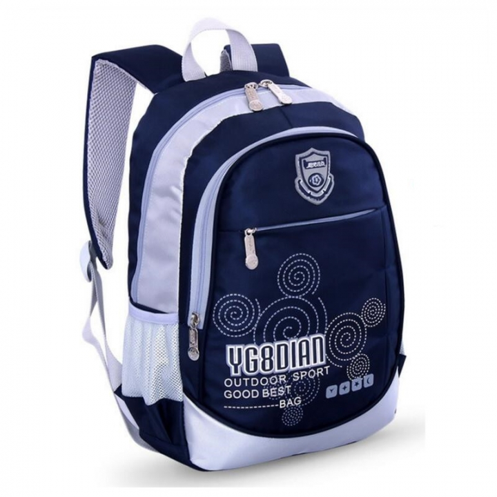 00c8dafcc73 kids school bags for boys school backpack bookbag blue waterproof nylon  book bag girl schoolbag #01 #001