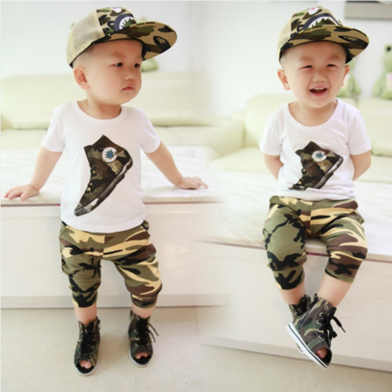 1,6 years Child Boy Clothes Summer New Fashion Kids Boys Clothes Children  Toddler Boys Clothing 03 5T