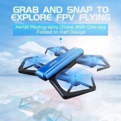 Hot JJRC H43 WIFI FPV 720P Camera 4CH 6Axis Headless Mode RC Quadcopter Helicopter blue H43