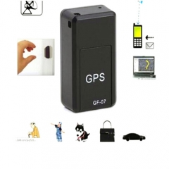 Mini GPS Tracker Car GSM GPRS GPS Locator Platform SMS Tracking Alarm Sound Monitor Voice Recording Black for Phone