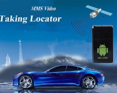 Mini Car GPS Locator Real Time Tracker GSM/ GPRS/GPS Network Tracker GSM Listening Device Adapter Black for Phone
