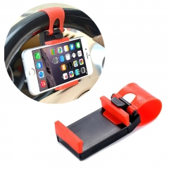 Universal Car Steering Wheel Mobile Phone Holder Bracket Mobile Phone GPS Car Mount Stand At Picture PH203 99