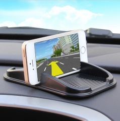 Car Anti Slip Pad Rubber Mobile Sticky Stick Dashboard Phone Shelf Anti Non Slip Mat for Car Holder Black PH209 99