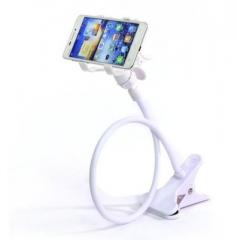 Lazy Phone Holder Bed Desktop Mount 360 Flexible Arm Mobile Phone Holder Stand Support Pop Socket White PH458 99