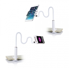 Universal Flexible Long Arms Mobile Phone Holder Desktop Bed Lazy Bracket Mobile Stand Support White PH459 99