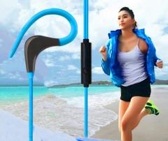 Fashion Sport Earphone Earbuds Bass Headset MP3 Mobile Phone Computer Universal Stereo Headphones Blue PH133 99