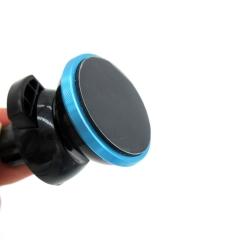 360° Rotation Universal Car Holder Magnetic Air Vent Mount Smartphone Dock Mobile Phone holder light blue for phone PH215 99