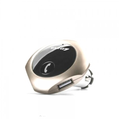 Car MP3 Auto MP3 Player Wireless Bluetooth MP3 Player Supports SD Card Handsfree Chargers champagne for phone PH276A 99