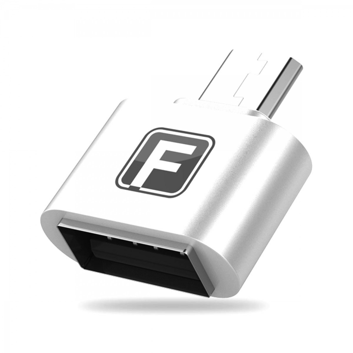 OTG Cable USB OTG Adapter Micro USB to USB Converter for Tablet/PC/Android Phones silver for Phone PH224 99