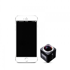 360° View Cell Phone Long Standby Time Panoramic Camera black for smartphones PH356 99