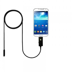130w Pixel 7mm Lens Diameter Android Phone Endoscopic Android Industrial Endoscope 1m for Phone PH372 99