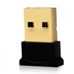 USB Bluretooth 4.0 Low Energy Micro Adapter for MacOS Windows ME 2000 XP Vista 7 8 8.1 10 black for Windows ME/2000/XP/Vista/7/8/8.1/10
