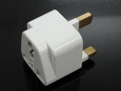 Hot-Sale Best Power Socket Plug British Standard Charger Adapter Converter Charge Socket UK White 13A 250V