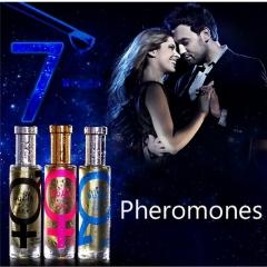 Men Women Male Temptation Burning Passion Pheromone Atrractant Perfume pink one size