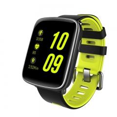 GV68 Smart Watch Men Women IP68 Waterproof MTK2502 SmartWatch Phone Wearable device Heart Rate test red