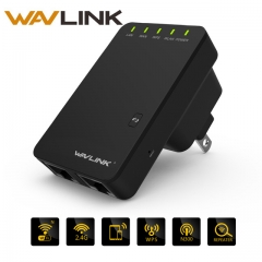 Wavlink N300 Compact Size Mini Wifi Repeater 300Mbps Long Range Extender