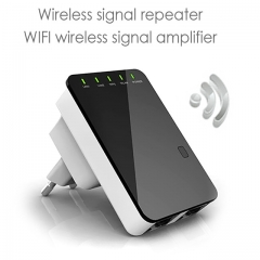 WR02 Mini 300Mbps Wireless WiFi Network Router Repeater Booster Signal Range Extender Amplifier