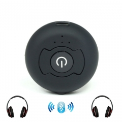 Multi-point Wireless Audio Bluetooth Transmitter Music Stereo Dongle Adapter