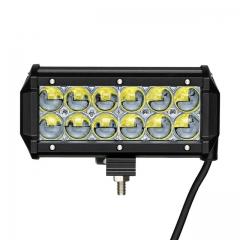 2pcs 5D 6.5 inch LED Light for Offroad Boat Car Truck 12V 24V ATV SUV 4WD 4x4 Work Lamp