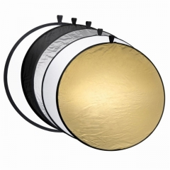 80cm 5in1 Portable Collapsible Round Camera Lighting Photo Disc Reflector with Carrying Case