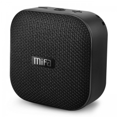Mifa A1 Wireless Bluetooth Speaker Waterproof Mini Portable Stereo music Outdoor Handfree Speaker black one size one size