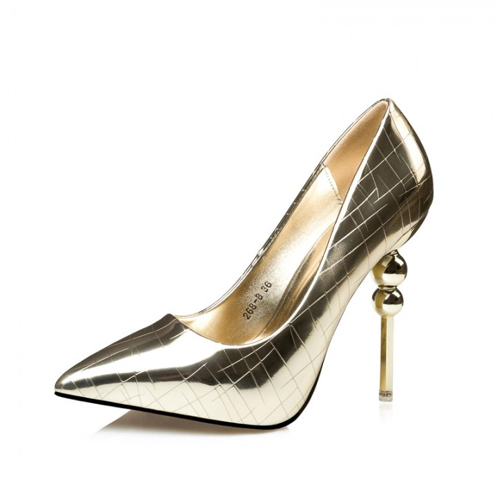 428e3f477b12d Sexy Pointed Toe High Heels Women Shoes Elegant Ladies Evening Party Shoes  color 1 34