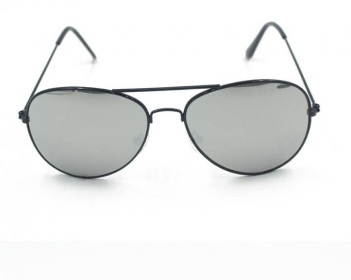 (Silver in Stock)Sunglasses Men Lady Sunglasses Fashion lovers Sunglasses Cestbella silvery lenses 2 normal size
