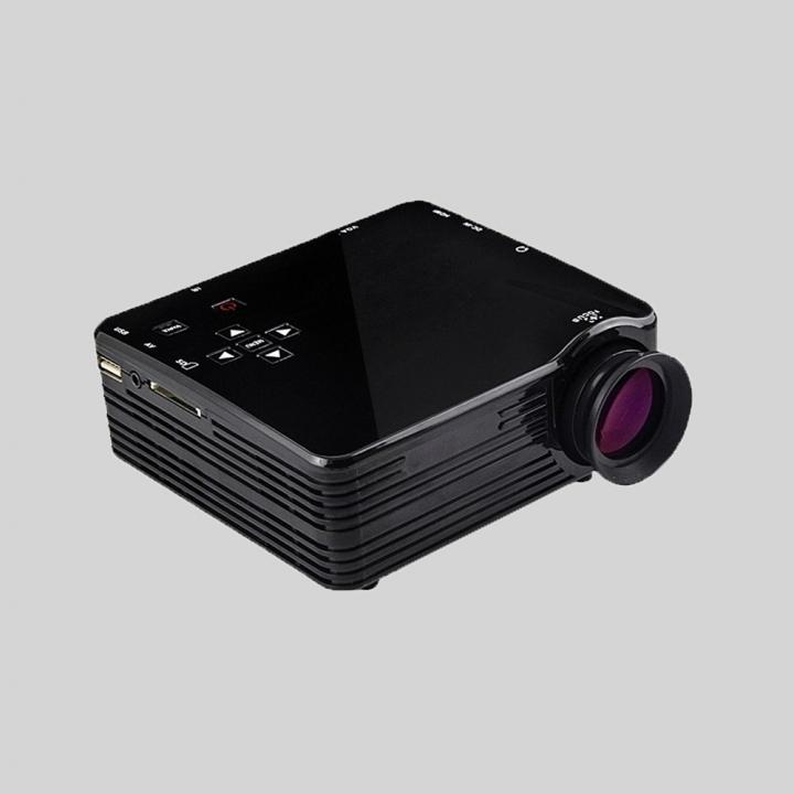 LED Mini Projector HD home 1080P mini portable projector
