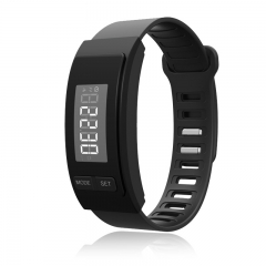 Valentines Gift  Smart Movement Bracelet Calories Trip Time Display Sports Pedometer