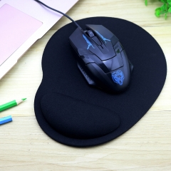 Fashion Mouse Pad EVA Environmental Protection Material game Computer Desk Mouse Pad black one size