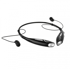 movement wireless Bluetooth headset  Wearing style stereo Mobile phone General headset black