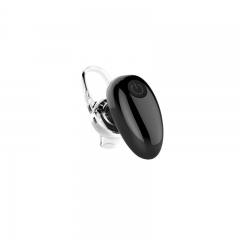 MINI  Bluetooth  headset Ear plug type stereo Bluetooth  headset 4.1 miniature movement General black