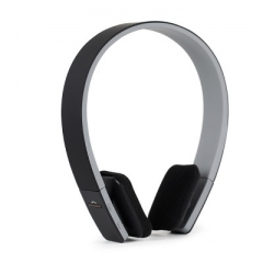 Stereo Bluetooth Headset Computer Mobile Phone Wearing Style Athletic Wireless Bluetooth Headset black