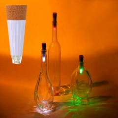 USB Jack LED Lights Cork Lights Charge  Cork Cap Light Wine Bottle Light Gift Lights white one size 2w